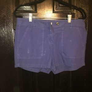 J. Crew Navy blue shorts